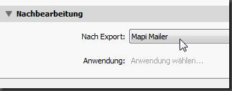 Mapi mailer