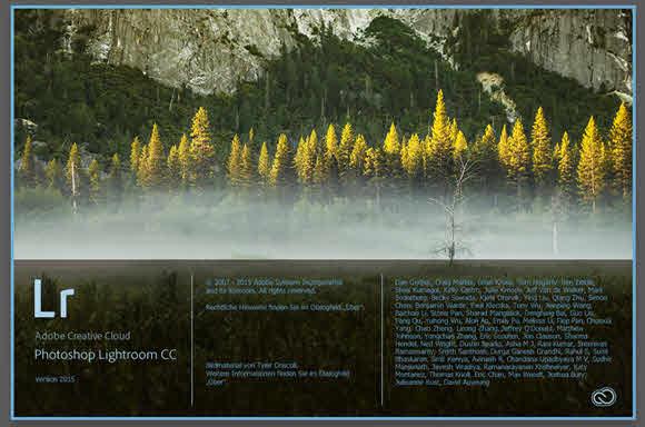LRCC Intro Screen